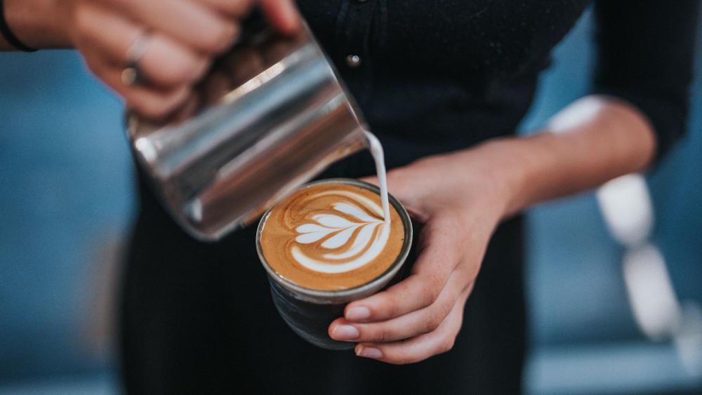 Coffee Shop Evangelist in France