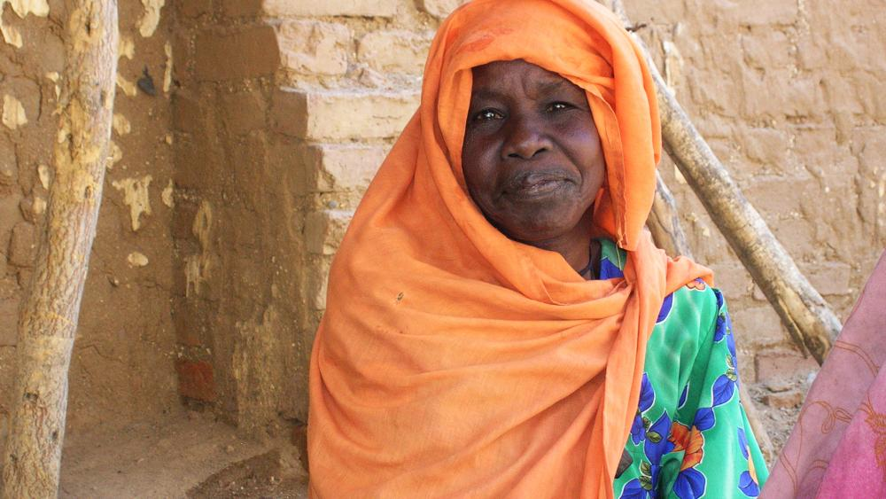 Evangelist and Discipler among women in Chad