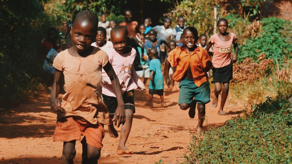 Discipler of young people in DR Congo