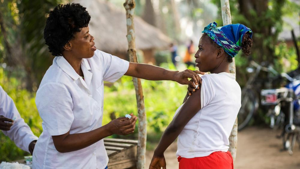 Head of Nursing School in the Gambia
